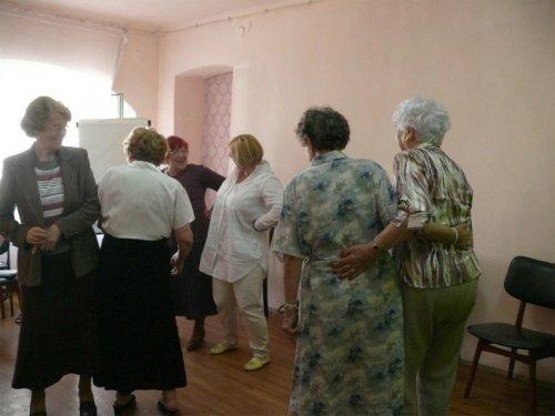 Energiczne Seniorki