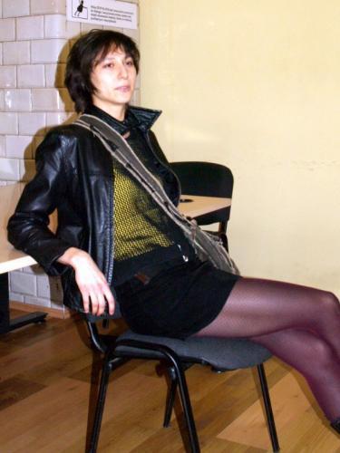 Gorące krzesło
