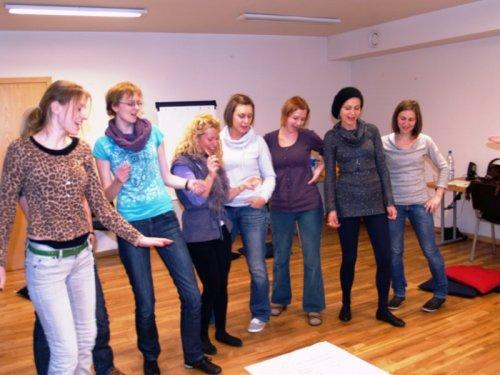 Grupowe śpiewanie