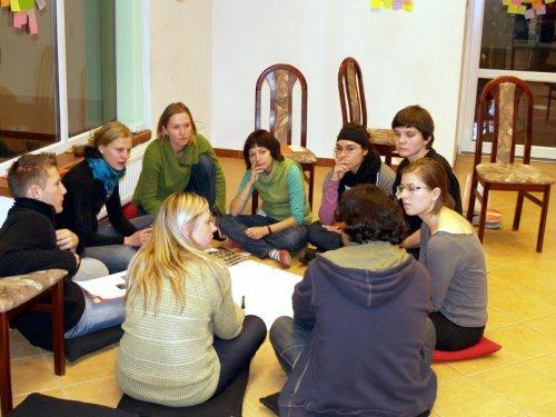 Praca w grupie